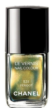 Chanel Le Vernis Nail Colour in Peridot