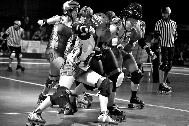 Hell Marys vs. The Hustlers 2011