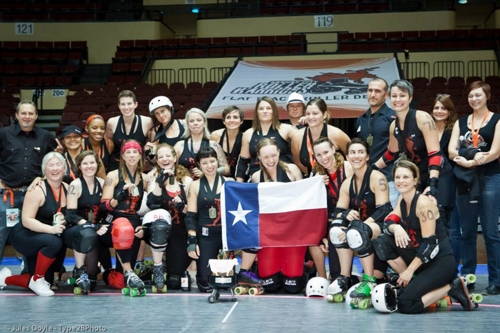 2011 Texas Rollergirls Texecutioners