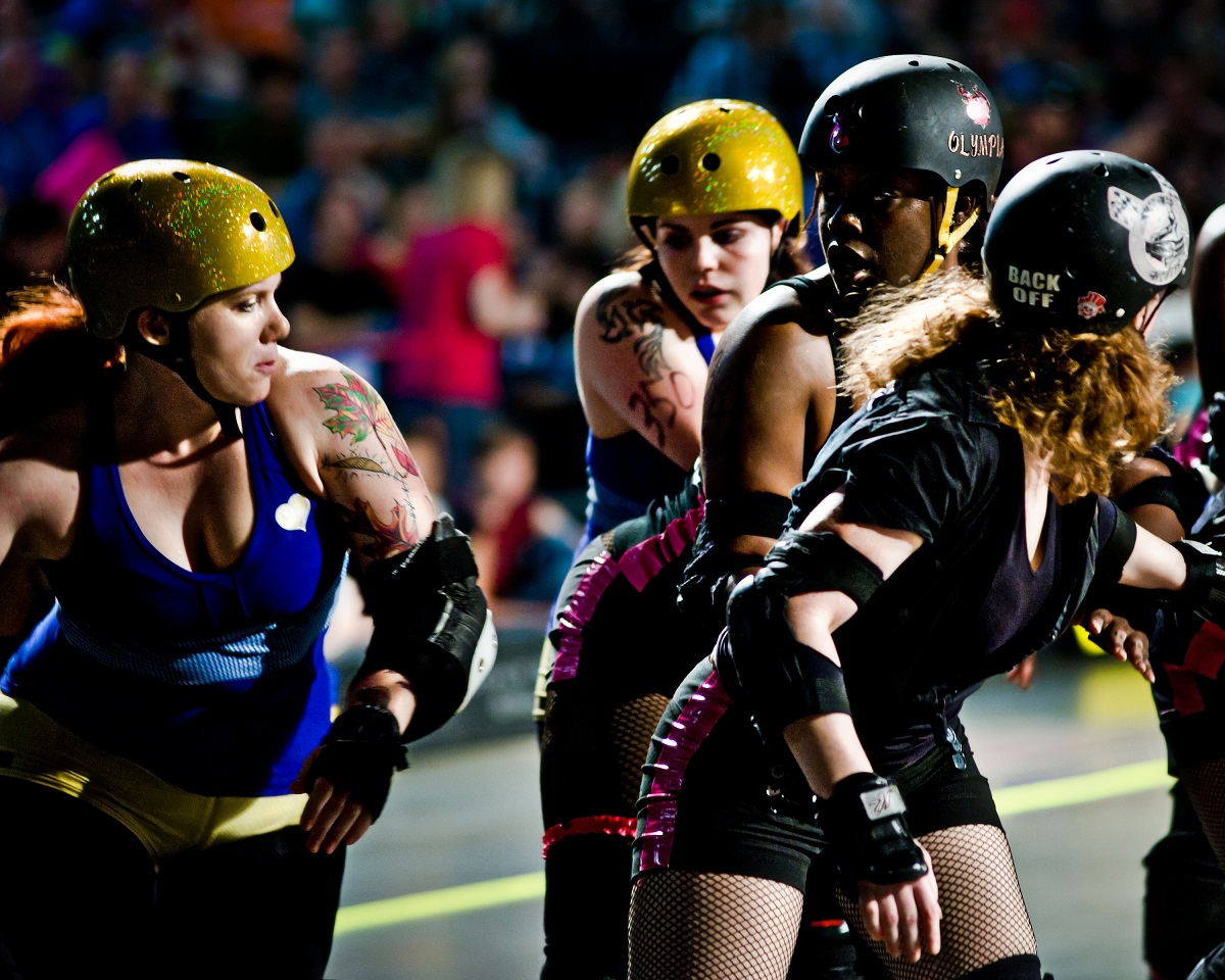 Hotrod Honeys vs. Honkytonk Heartbreakers 2011