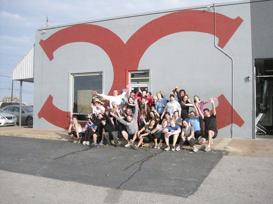 CrossFit Central community workout group