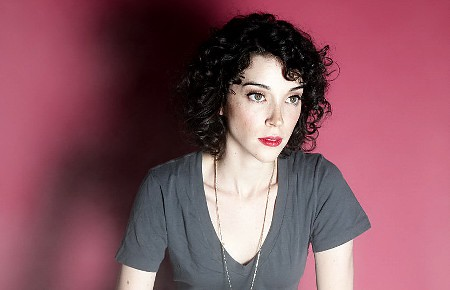 photo of St. Vincent's Annie Clark