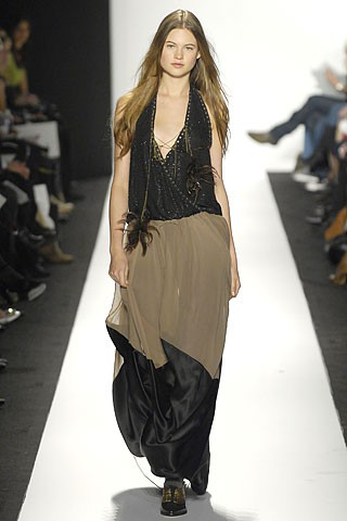 BCBG Spring/Summer 2007 Runway Collection gown