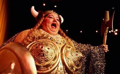 Wagner opera Brunhilde