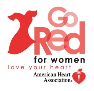 Go Red for Women logo