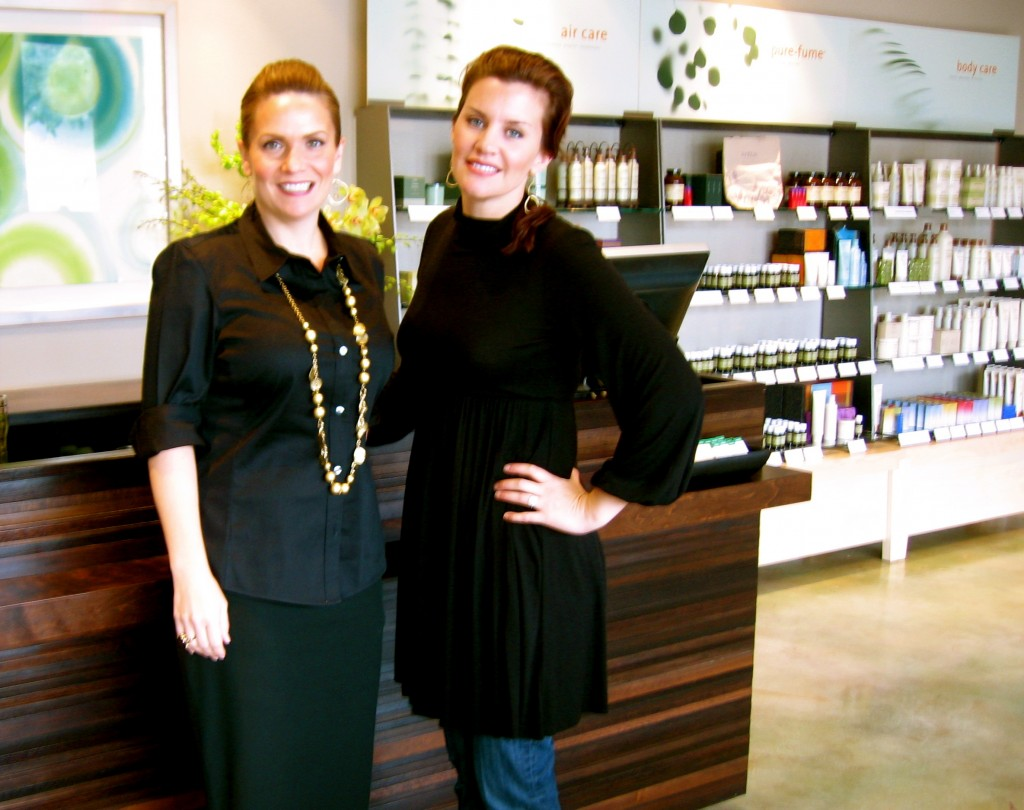 Owners of Hiatus Spa + Retreat, Sheila and Kristin