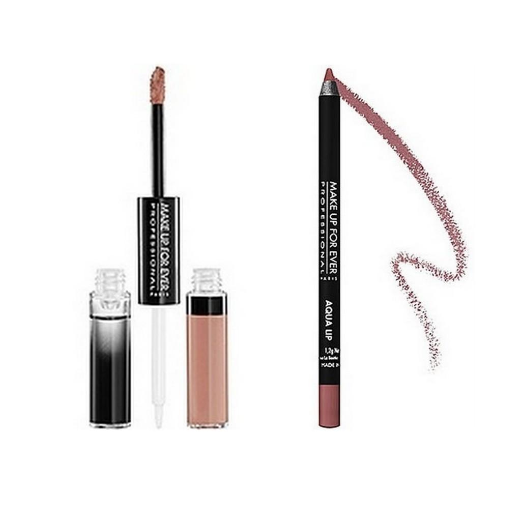 Make Up For Ever Aqua Lip, Aqua Rouge