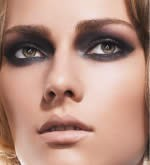"Sephora make-up look in ""gothic modern"""