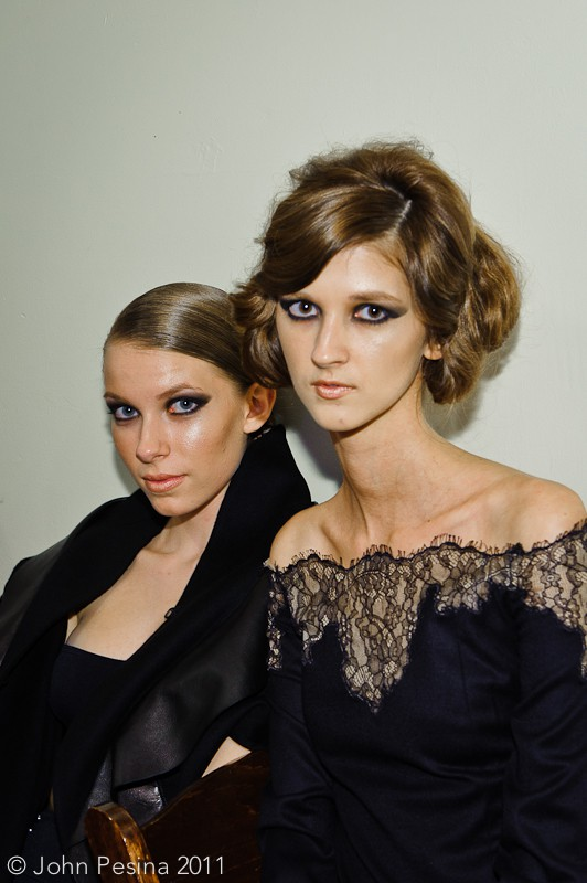 TRIBEZA Shear Style Hair Show, models from Jackson Ruiz Salon