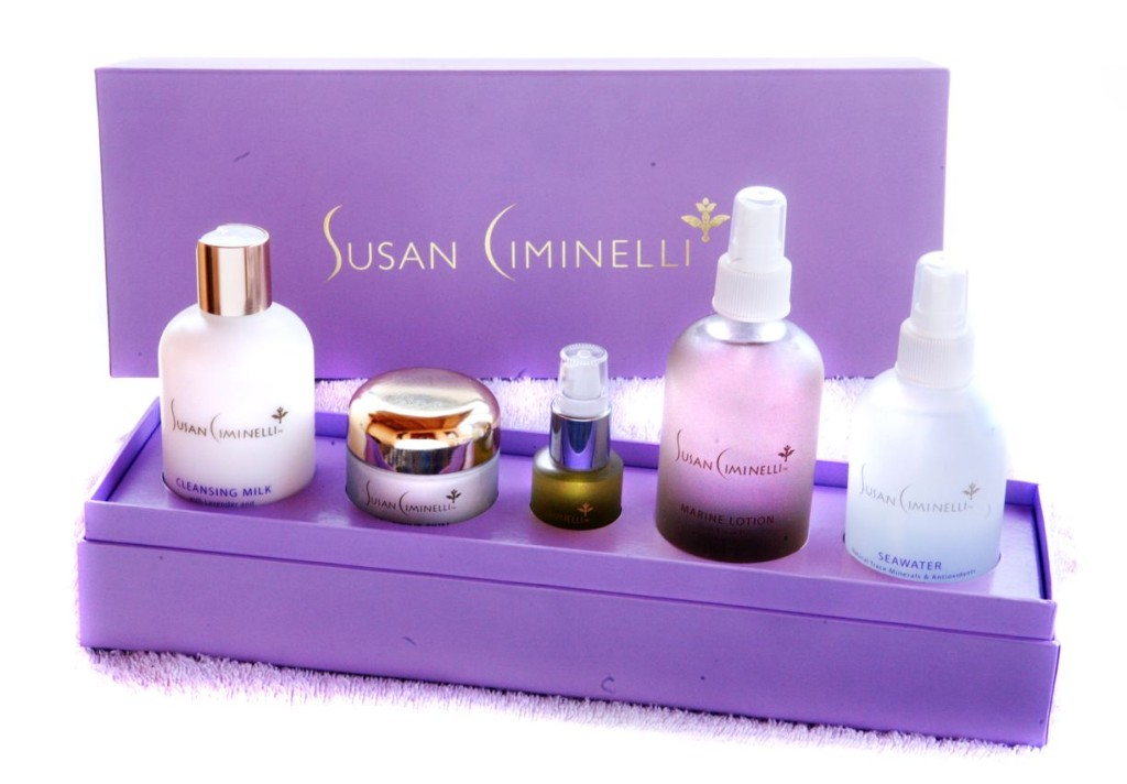 Susan Ciminelli skincare products The Collection