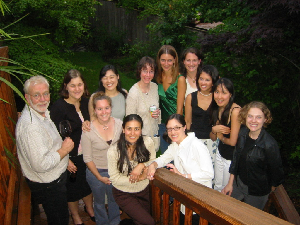 University of Oregon Arts Administration Masters Class of 2005