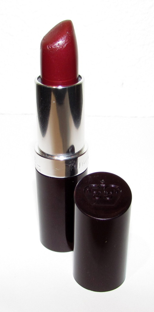 Rimmel London Lasting Finish Lipstick in Bordeaux