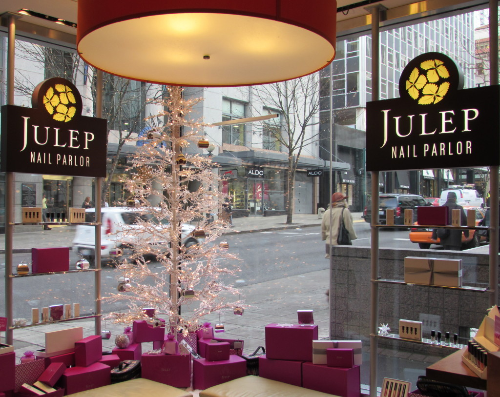 Julep Nail Parlor in downtown Seattle