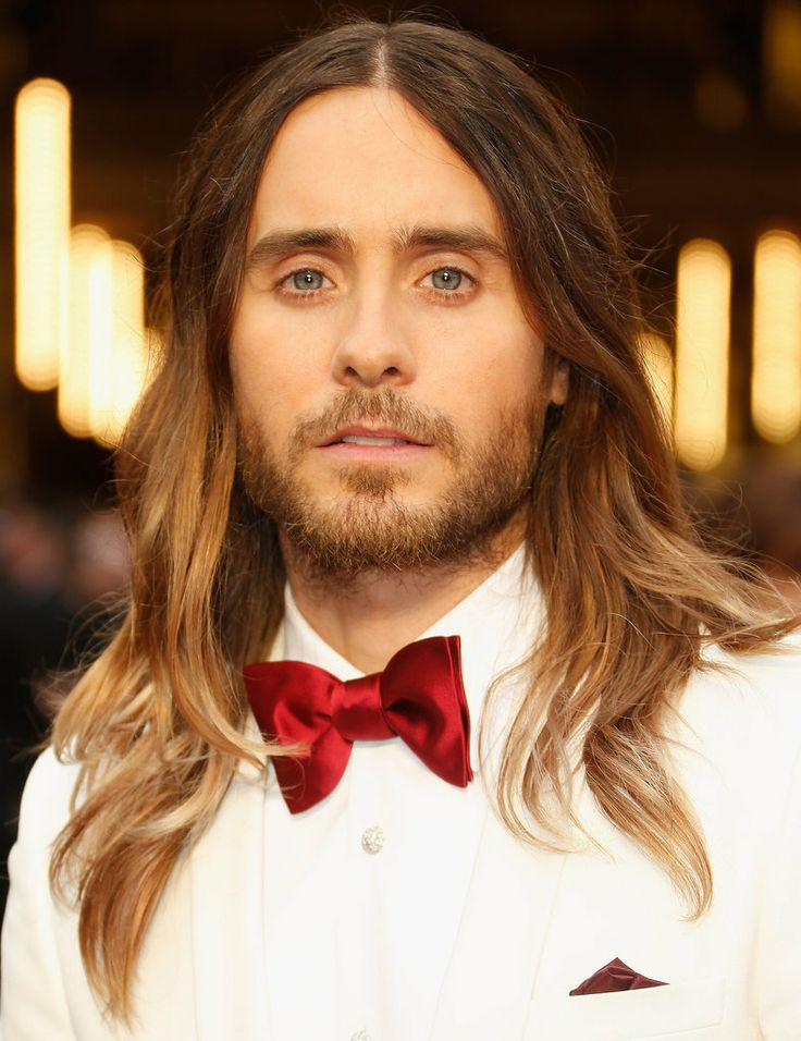 Jared Leto at 2014 Oscars