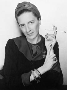 Diana Vreeland / Image by George Hoyningen-Heune