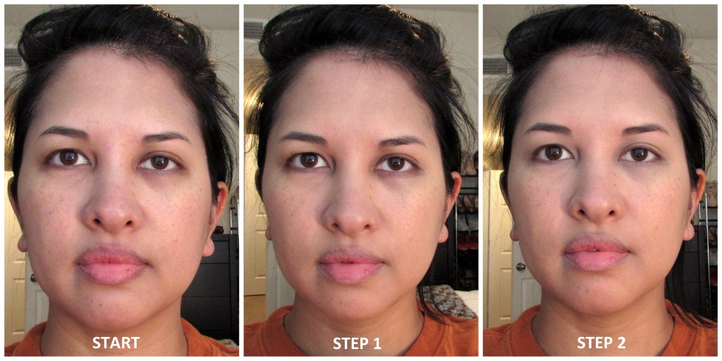 jenn's step-by-step spring 2015 makeup look