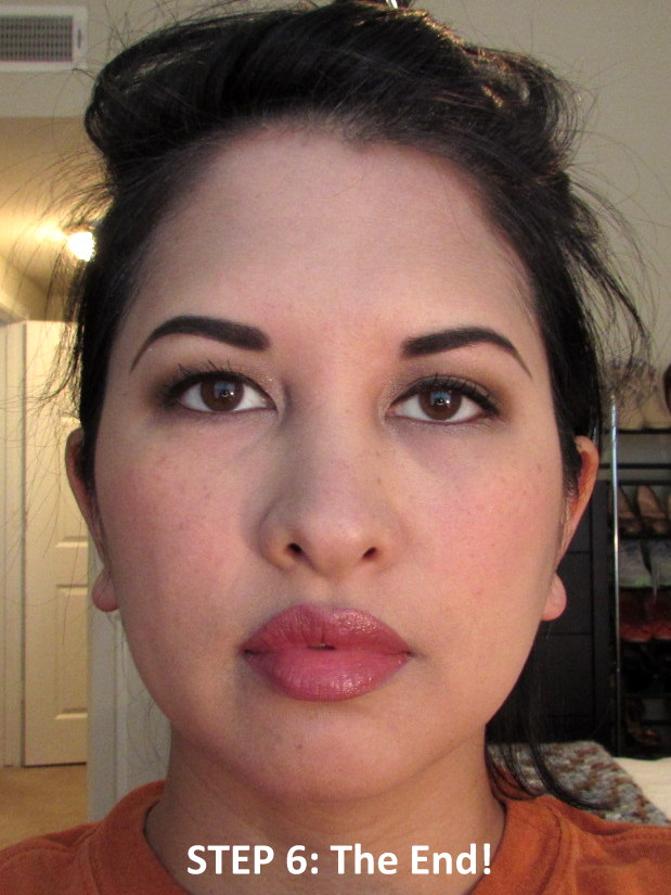 jenn's step by step spring 2015 makeup look
