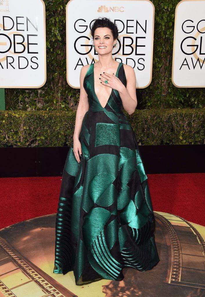 Jaimie Alexander in Genny, Golden Globes 2016