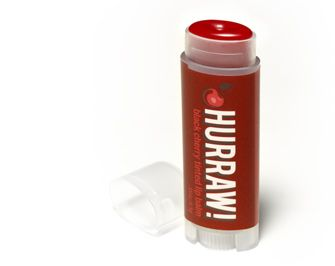 Hurraw Balm Black Cherry lip balm
