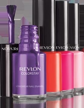 Revlon ColorStay Longwear Nail Enamel - product ad photo